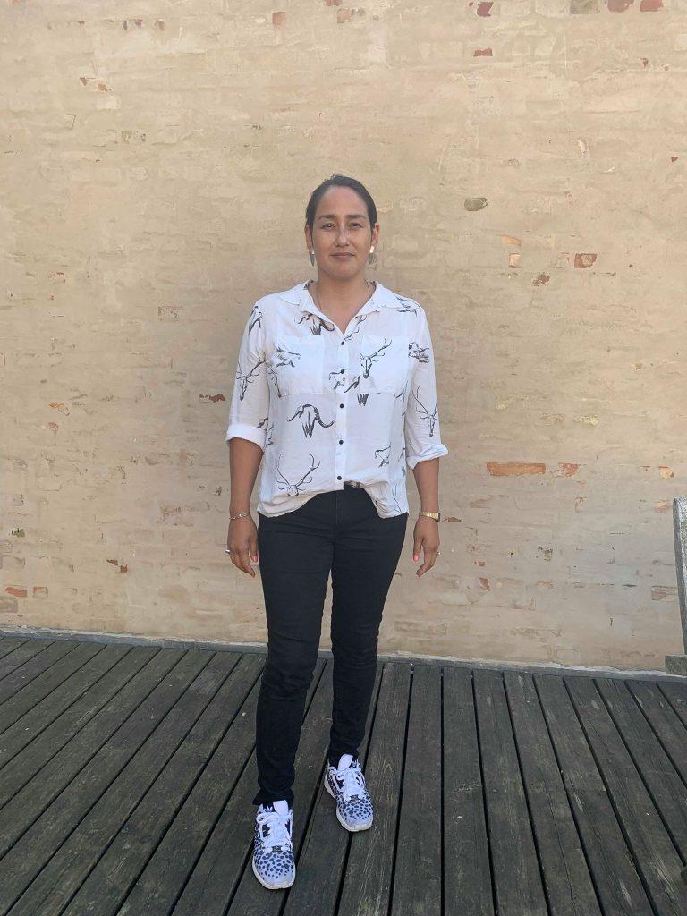 Lisbeth Karline Billedkunstner Grønland_Danmark